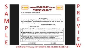 Bundle - Editable Florida's K-6th Social Studies Lesson Plan Templates