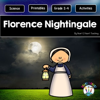 Florence Nightingale Activity Pack {Articles, Activities & Flip Book}