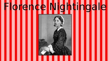 Florence Nightingale Citizenship/S.S. Powerpoint