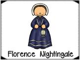 Florence Nightingale Graphic Organizers -Free