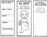 Florence Nightingale - Historical Figure Research Project Interactive Notebook