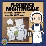 Florence Nightingale Lantern Mini Book - Lapbook Interacti