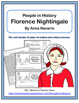 Florence Nightingale - People in History