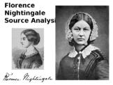 Florence Nightingale Source Analysis Activity