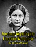 Florence Nightingale Timeline Webquest