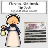 Florence Nightingale-Women in History Flip Book