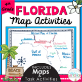 Florida Map Skills Activities