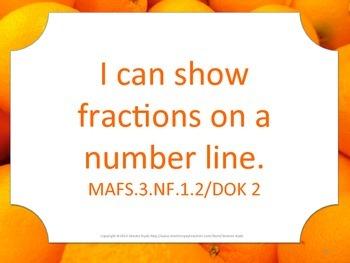 Florida 3rd Third Grade MAFS Math Standards Posters