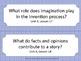 Florida 5th Fifth Grade ELA ESSENTIAL QUESTIONS Blue