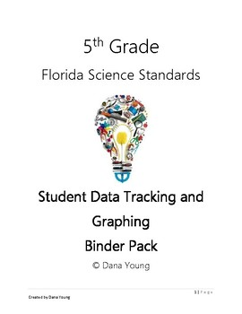 Florida 5th Grade Science Data Tracking Packet