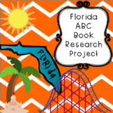 Florida ABC Book Research Project--Digital and Paper-Based