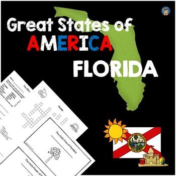 Florida Activity Packet