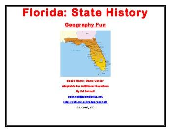 Florida Board Game