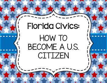 Florida Civics - Citizenship Unit