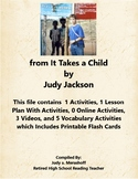 Florida Collections 7th Grade It Takes A Child by Judy Jackson