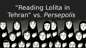 Florida Collections: Persepolis vs. Lolita in Tehran