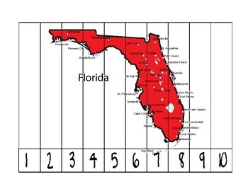 Florida Counting Puzzle