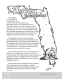 Florida Everglades National Park: History, Reading and Activities for grades 4-6