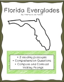 Florida Everglades Reading Passage and Questions: Alligato