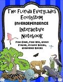 Florida Everglades Wetland Interdependence Interactive Notebook