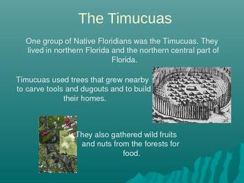 Florida FL History ALL 16 PowerPoints 188 Slide Gr 4 Social Studies Over 20% Off