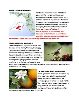 Florida History and Geography Lesson 1