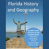 Florida History and Geography Unit