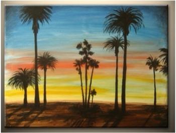 Florida Highwaymen Sunsets