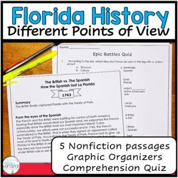 Florida History Passages