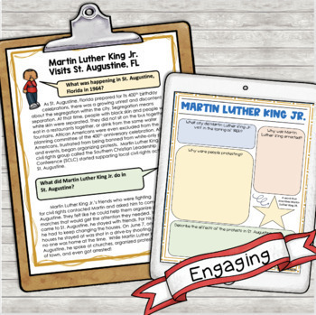 Florida History: Martin Luther King Jr. in St. Augustine