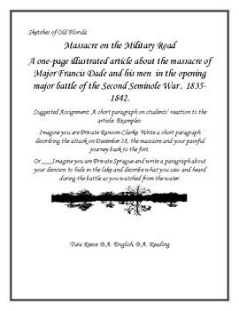 Florida History: Massacre on the Military Road
