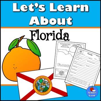 Florida History and Symbols Unit Study