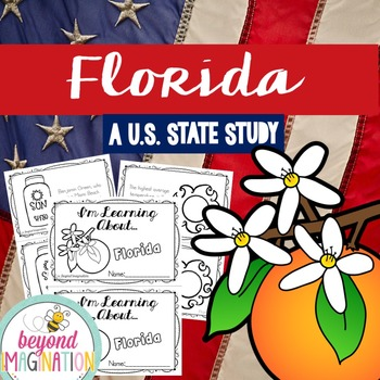 Florida | State Study | 56 Pages for Differentiated Learning + Bonus Pages