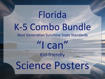 Florida K-5 Bundle Science Next Generation Sunshine State