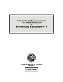 Florida K-6 Subject Area Study Guide