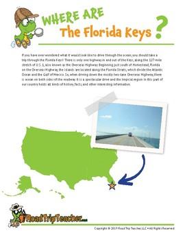 Florida Keys Study Guide