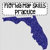 Florida Map Skills Practice