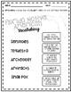Florida Native American Heritage Vocabulary & Timeline