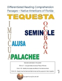 Florida Native Americans - Differentiated Practice