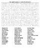 Florida Newspapers, Lighthouses, Rivers & Bays Word Searches