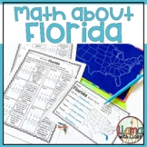 Math about Florida State Symbols through Addition Practice