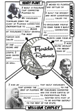 Florida Railroads Graphic organizer