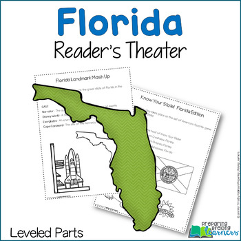 Florida Readers Theaters {Leveled}