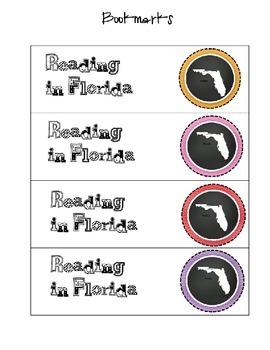 Florida Reading Packet