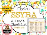 Florida SSYRA Accelerated Reader Reading Log Grades 3-5