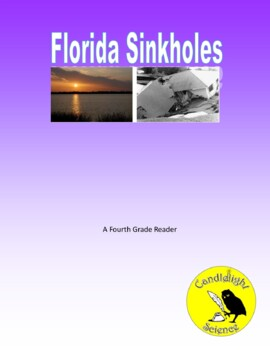 Florida Sinkholes (860L) - Science Informational Text Reading Passage