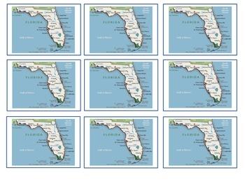 Florida Social Studies Activity Using a Milk Carton