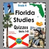 Florida Social Studies Common Assessments - Grade 4