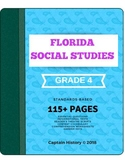 Florida Social Studies: Grade 4 Bundle