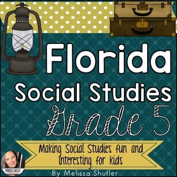 Florida Social Studies Pack Grade 5